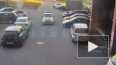 Появилось видео погони за пьяным водителем Jaguar ...