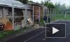 В Смоленске на территории лицея кирпичная стена обрушилась на школьника