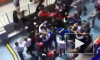 Массовая драка на Чемпионате России по вольной борьбе 2014 между сборными Осетии и Дагестана попала на видео