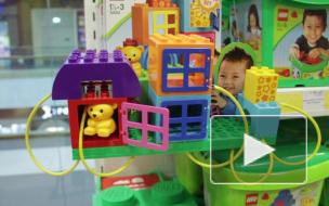 В петербургском магазине LEGO сбываются мечты