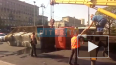 """У """"Московской"""" отдыхает КАМАЗ: грузовик завалился ..."""