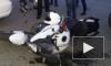 Мотоциклиста раздавила  фура на Софийской