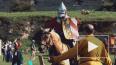 Доспехи, мечи, щепки во все стороны: Ивангородскую ...