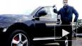 В Москве задержали гонщика на Porsche Cayenne
