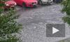 МЧС предупреждает о ливнях и грозах 12 августа в Петербурге. Город может снова затопить
