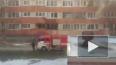 Видео из Петербурга: на Партизана Германа дотла выгорела ...