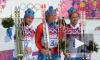 Российские лыжники принесли России золото, серебро и бронзу, обеспечив 1-е место медального зачета