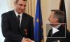 Виталий Кличко получил орден за заслуги перед Германией