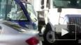 Видео из Лас-Вегаса: Беспилотный автобус в первом ...