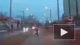 Возмутительное видео из Красноярска: водитель пролетел ...
