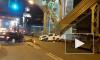 На Большеохтинском мосту произошло ДТП с четырьмя пострадавшими