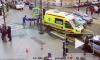 В больнице умерпенсионер, получивший ножом в глаз у БЦ на Большом проспекте