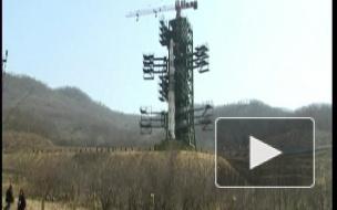 Запуск северокорейской ракеты оказался неудачным