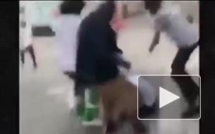 В сети опубликовано видео избиения рэпером ASAP Rocky прохожего в Стокгольме