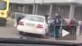Жуткое видео из Бурятии: трассу не поделили две легковуш...