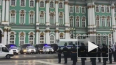 Росгвардия отметила годовщину на Дворцовой