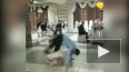 Видео: в Астрахани танцор лезгинки сбил с ног девочку ...