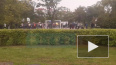 Петербуржцы вышли на митинг в защиту парка Малиновка ...