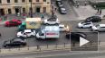 На Лиговском проспекте из-за аварии образовалась километ...