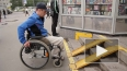 Сотрудники метро испортили инвалиду коляску