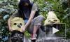 В знак солидарности с Pussy Riot московские памятники «надели» балаклавы