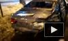 В аварии на Стачек пассажир и водитель госпитализированы в тяжелом состоянии