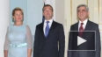 Блогеры спорят о нижнем белье жены Медведева
