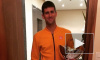 Джокович обыграл Федерера в финале Уимблдона и пообедал травой на корте