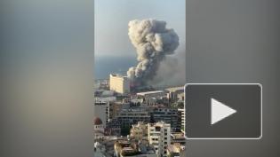 Более 60 человек находятся в критическом состоянии после взрыва в Бейруте