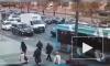 На Московском проспекте подстрелил сбежавшего обвиняемого в разбое