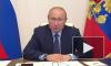 Путин предупредил об угрозе второй волны коронавируса в России