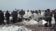 МАК: Двигатели самолета работали до столкновения с земле...