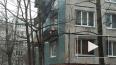 Балующиеся с петардами дети подожгли балкон на Будапештс...