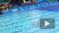 Появилось видео триумфа сборной России по синхронному ...