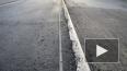 Полицейский на проспекте Ветеранов врезался в столб: ...