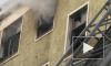 На рассвете в Петербурге горела квартира в Купчино — с пожаром боролись полчаса