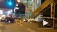 На Большеохтинском мосту произошло ДТП с четырьмя ...
