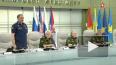 Министр обороны Сергей Шойгу представил нового заместите...