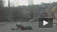 Ураган в Новороссийске сдувал людей прямо под машины, ...