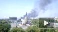 Крупный пожар в Москве – на ВВЦ сгорел павильон «Ветерин...