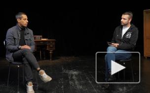 """Ракурс: Роман Габриа - новый главный режиссер театра """"Мастерская"""""""