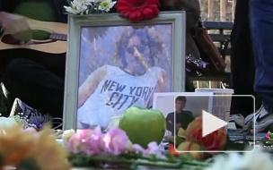 Фанаты почтили память Джона Леннона