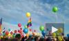 """Видео: В Петербурге прошел """"радужный флешмоб"""" –акция ЛГБТ"""