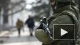 Феодосия: штурм базы морской пехоты Украины 24.03.2014 ...