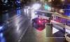 Момент вечернего ДТП в Московском районе попал на видео
