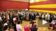 Видео: в 10 школе девятиклассникам торжественно вручили ...