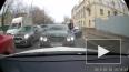 Видео из Москвы: Bentlеу нагло объезжает пробку по ...