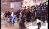 Появилось видео битвы цыганских детей с ОМОНом под Тулой