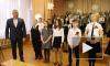 Видео: в калининской школе прошла линейка, посвященная 74-й годовщине Великой Победы