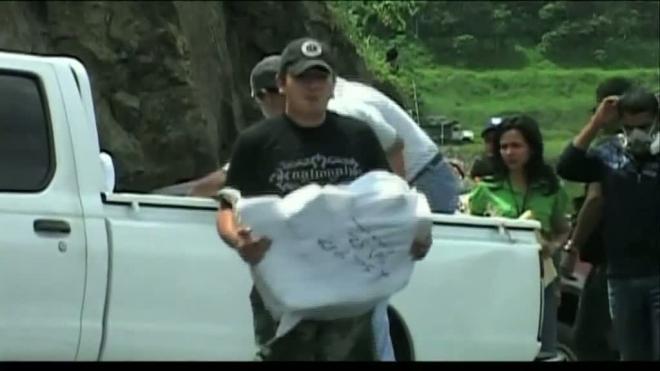 В Панаме уничтожили 7 тонн наркотиков
